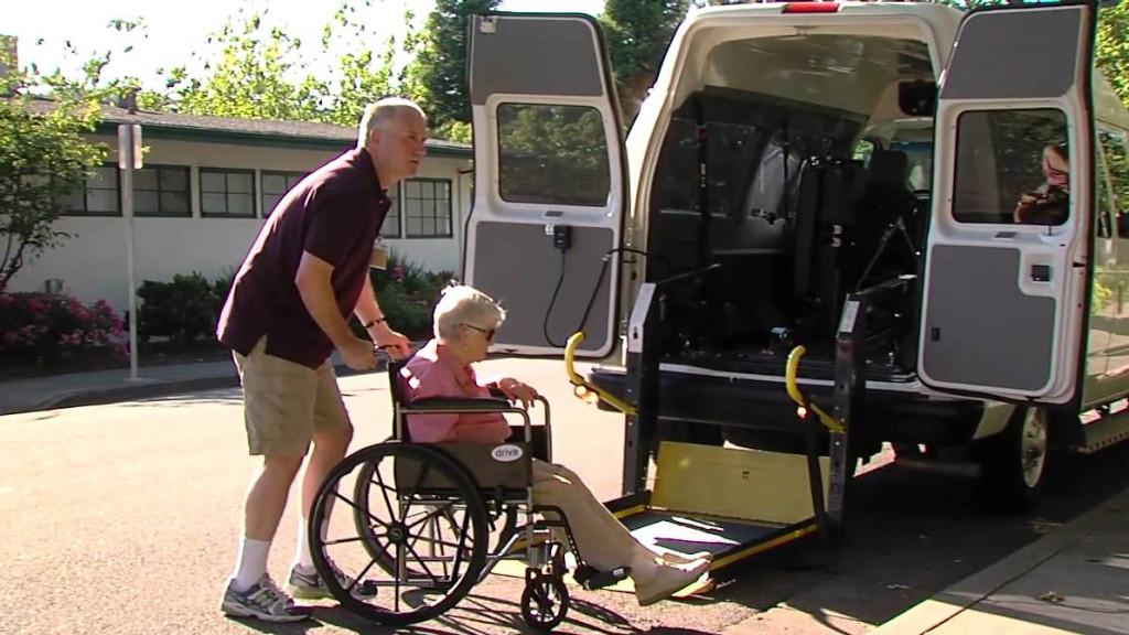 Non Emergency wheelchair Transportation